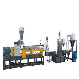 供应吨包袋破碎造粒生产线   新贝机械高效单螺杆造粒生产线