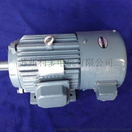 厂家直销全新变频调速三相异步电动机YVP-160L-4 15KW4级电机