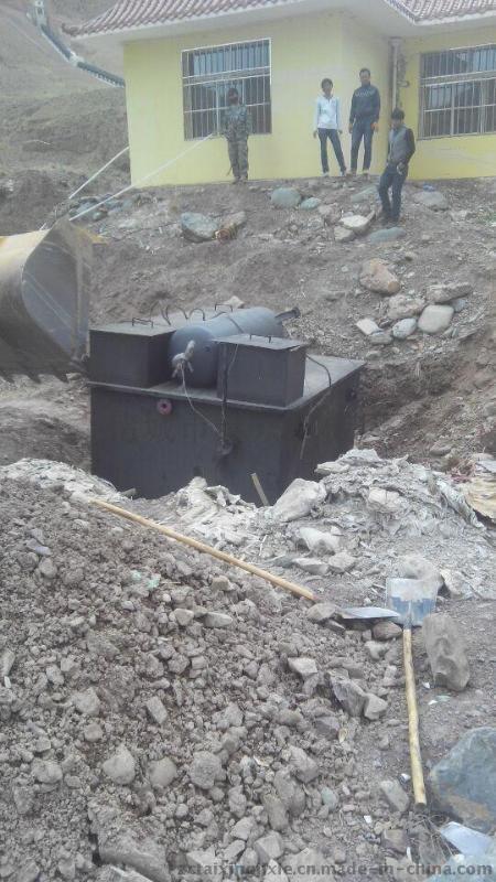 供应自埋式污水处理成套设备