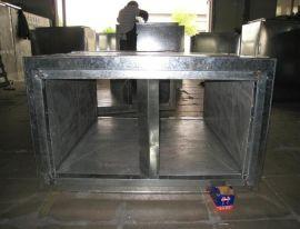 ZJ型消声静压箱厂家 优质静压箱 微穿孔静压箱