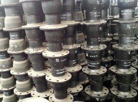 北京新兴球墨铸铁管件 平承短管 法兰短管甲管件