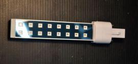 9W LED美甲灯管替换818UV灯管超长寿命节能环保紫光LED光疗灯管
