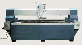 龙门式数控水切割平台/水刀切割机