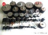 杭州厂家包铁橡胶减震器 橡胶粘铁件 机械减震器 减震螺丝 橡胶制品