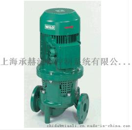 上海承赫供应**威乐冷冻水循环泵IL125/150-18.5/2管道泵