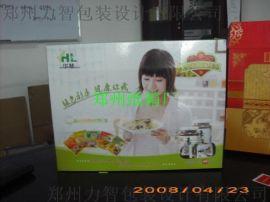 南阳辣椒酱礼品纸盒,南阳礼盒厂家