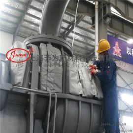可拆卸柔性隔热罩 汽轮机保温隔热套