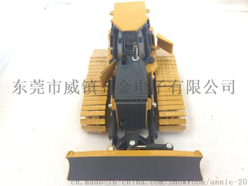 锌合金推土机模型生产厂