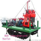 履带式钻机,水泵一体履带式钻机