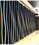 新款木紋弧形鋁方通  技術加工弧形鋁方通