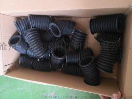 工程用液压缸防护罩 防油 防尘 耐腐蚀油缸保护套