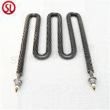 各种形状不锈钢散热片(翅片式)电热管非标订做