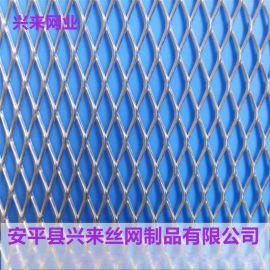 钢板网重量,拉伸钢板网,浸塑钢板网
