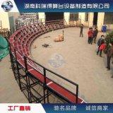湖南長沙科瑞得廠家直銷3層4層5層移動摺疊合唱臺