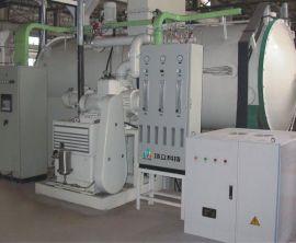 顶立科技VCQ卧式双室真空渗碳炉