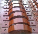 供应室外热力管道支座DN150曲面槽滑动支座