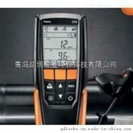  德国德图testo330-1LL燃烧效率气体分析仪