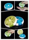 SYC-323 七格旋轉藥盒 收納盒 塑膠盒