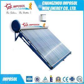 出口品质一体非承压智能控制电加热太阳能热水器不锈钢支架