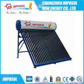 出口品质一体非承压智能控制电加热太阳能热水器家用