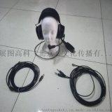 億聲YS-FXY系列飛行員耳機直升機耳機航空降噪頭戴式耳機