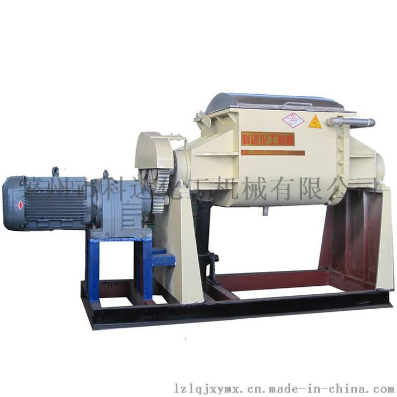 供应500L不锈钢电加热捏合机 液压翻箱捏合机