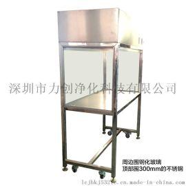 超洁净工作台ffu无尘设备防静电 单双人不锈钢垂直流厂家定制