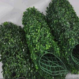 仿真植物墙,背景墙人造草,绿植墙,外墙围栏装饰景观草坪