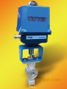 電動V型調節球閥 不鏽鋼V型球閥 碳鋼V型調節球閥