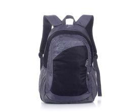 工厂批发定制牛津布双肩休闲背包 书包定制 来图打样可添加logo