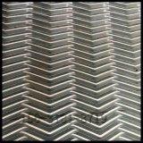匯金提供3米超寬特殊規格異形孔鋼板網裝飾異型金屬拉伸網