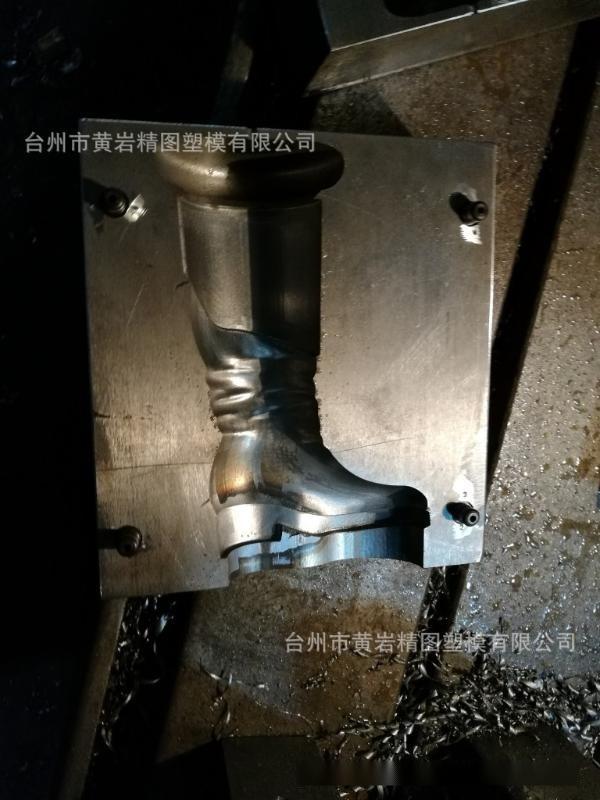 靴子形狀塑料吹塑模具 鞋子形狀塑料瓶