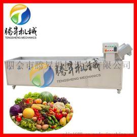 鼓泡式果蔬清洗机,多功能水果清洗机