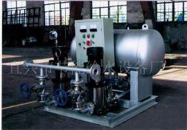 无负压无吸程增压供水设备(WZG型系列)