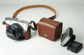 真皮相机背带 - 2