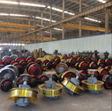 车轮组 非标车轮定制 单双梁车轮 吊车车轮