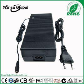 29.2V6A铁 电池充电器 29.2V6A 美规FCC UL认证 29.2V6A磷酸铁 电池充电器