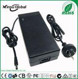 43.8V4A鐵鋰電池充電器 澳規RCM SAA C-Tick認證 43.8V4A磷酸鐵鋰電池充電器