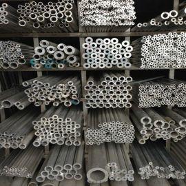 厂家铝管批发 大量国标铝管6063氧化铝管 可切割加工或来样订做