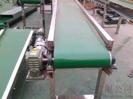铝型材皮带输送机不锈钢防腐 组装流水线