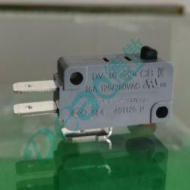 微动开关 适用于自动化设备 通讯设备