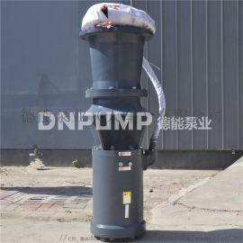 QSZ中吸式简易潜水轴流泵