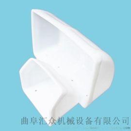 鸡粪耐腐蚀塑料斗上料机价格低 环保斗式输送机