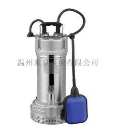 铸造型不锈钢QDX潜水泵