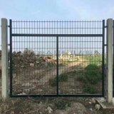 铁路线路浸塑网片-浸塑防护栅栏-防护栅栏厂家