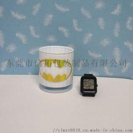 镭射烫金玻璃杯水贴纸加工 可定制水转印花纸烤花