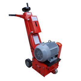 防水处理地坪拉毛机 小型柴油铣刨机 混凝土铣刨机