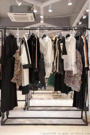 一线品牌折扣女装连衣裙批发 品牌女装折扣店货源批发