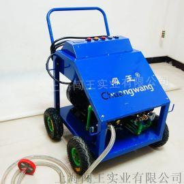 意大利AR泵电驱动高压冷水机 根雕树皮油污清洗