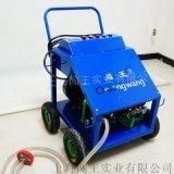 義大利AR泵電驅動高壓冷水機 根雕樹皮油污清洗